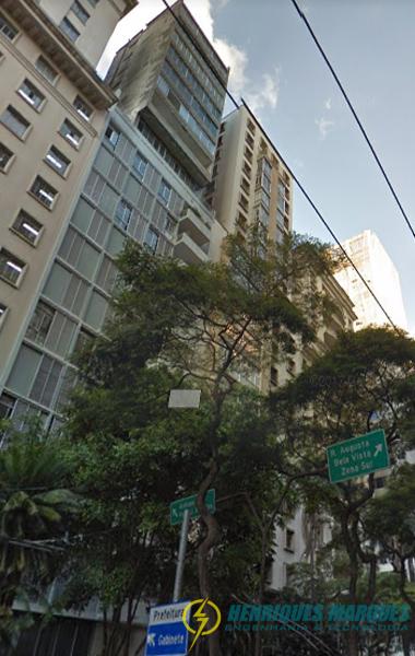 Condomínio Edifício Moreira Salles